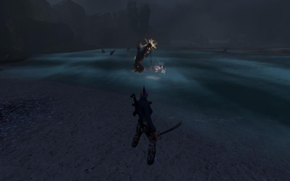 TSW: Early AR/Blades Build Rework for Savage Coast (1/3)