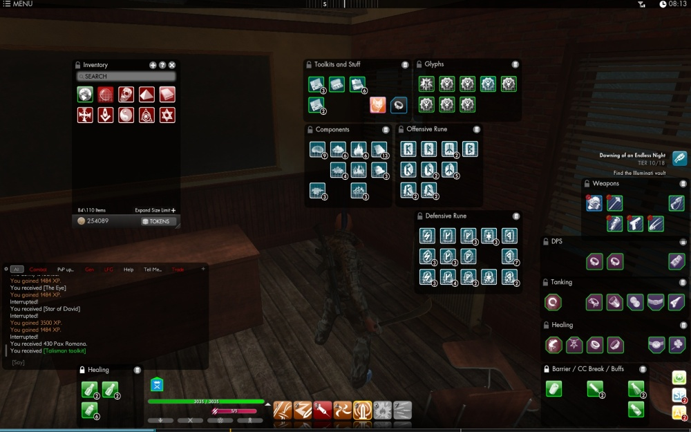TSW: Short Snippets - Savage Coast to Blue Mountain (3/4)