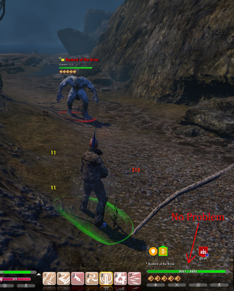 TSW: Bogging Down in Blue Mountain? (3/6)