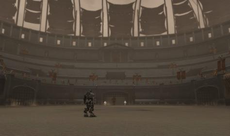 Time Gladiator anachronism