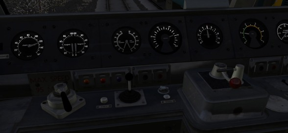 Dear gods, the dials...and levers...