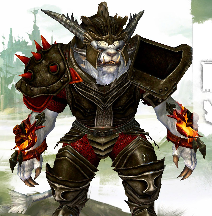 GW2: My Charr Guardian and Me (3/5)