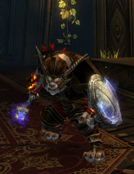 GW2: My Charr Guardian and Me (5/5)