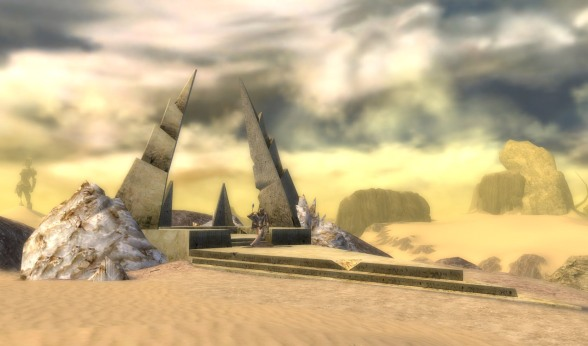 """A surfeit of stuff starting with """"s"""" - snake, statue, sand, sky, stones..."""