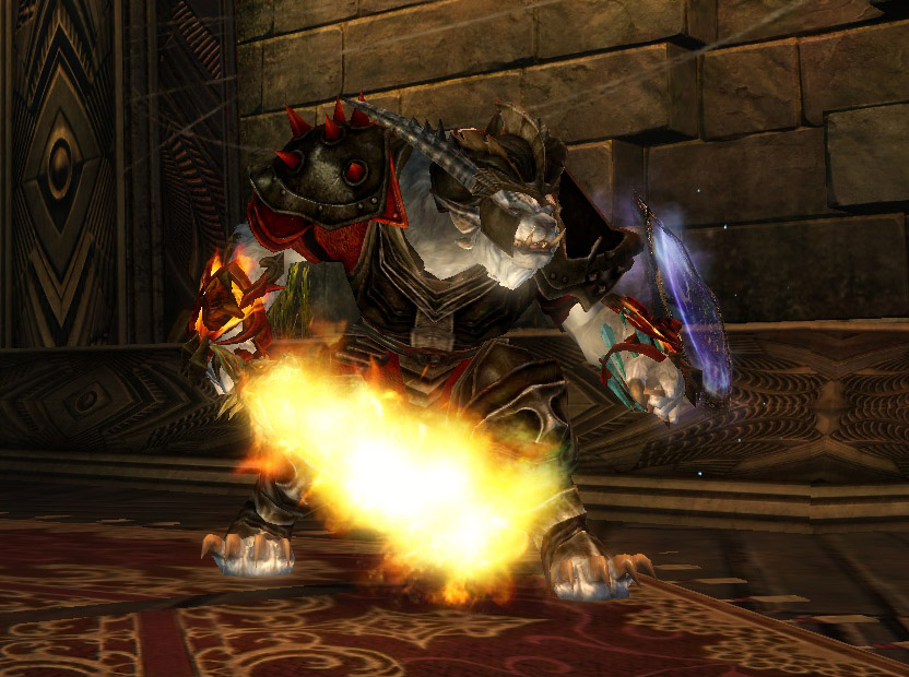 GW2: My Charr Guardian and Me (4/5)