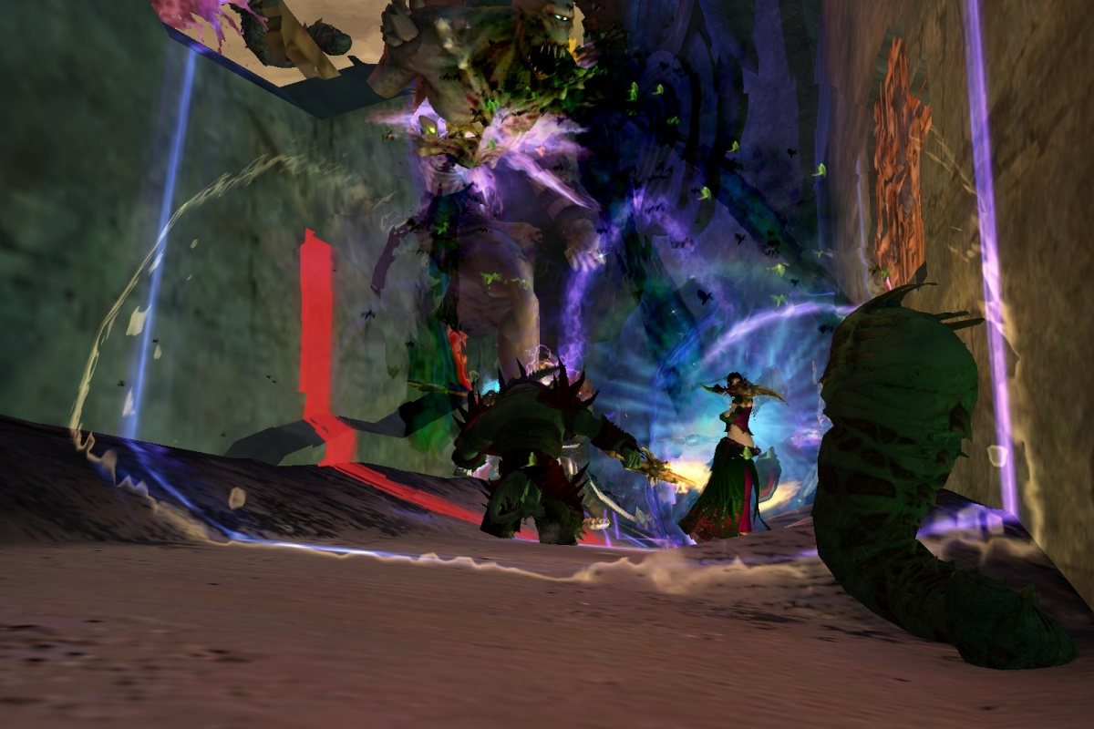 GW2: Name Recognition, Being Social and Shout-Outs – Why I Game