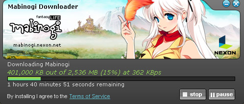 If you were paying attention, I downloaded 3x as fast from the direct download earlier.