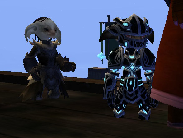 the last guardian how to kill armor
