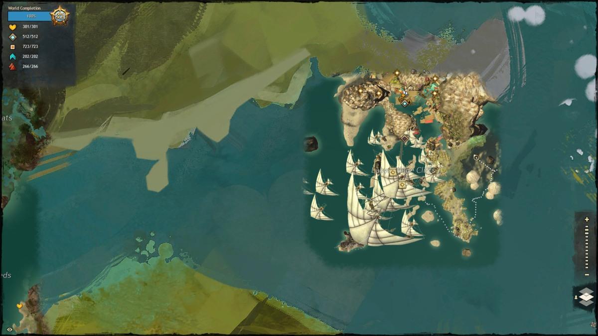 lcliffmap