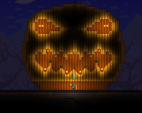 pumpkintunnel