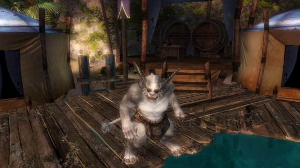 Happy Holidays... from not-so-spikey charr...