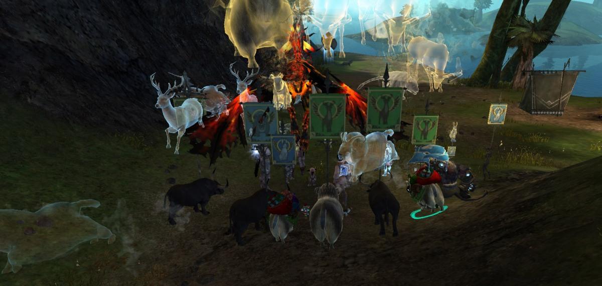 Deathrifyerr Cobalt team synced /rank on an unsuspecting Crimson.
