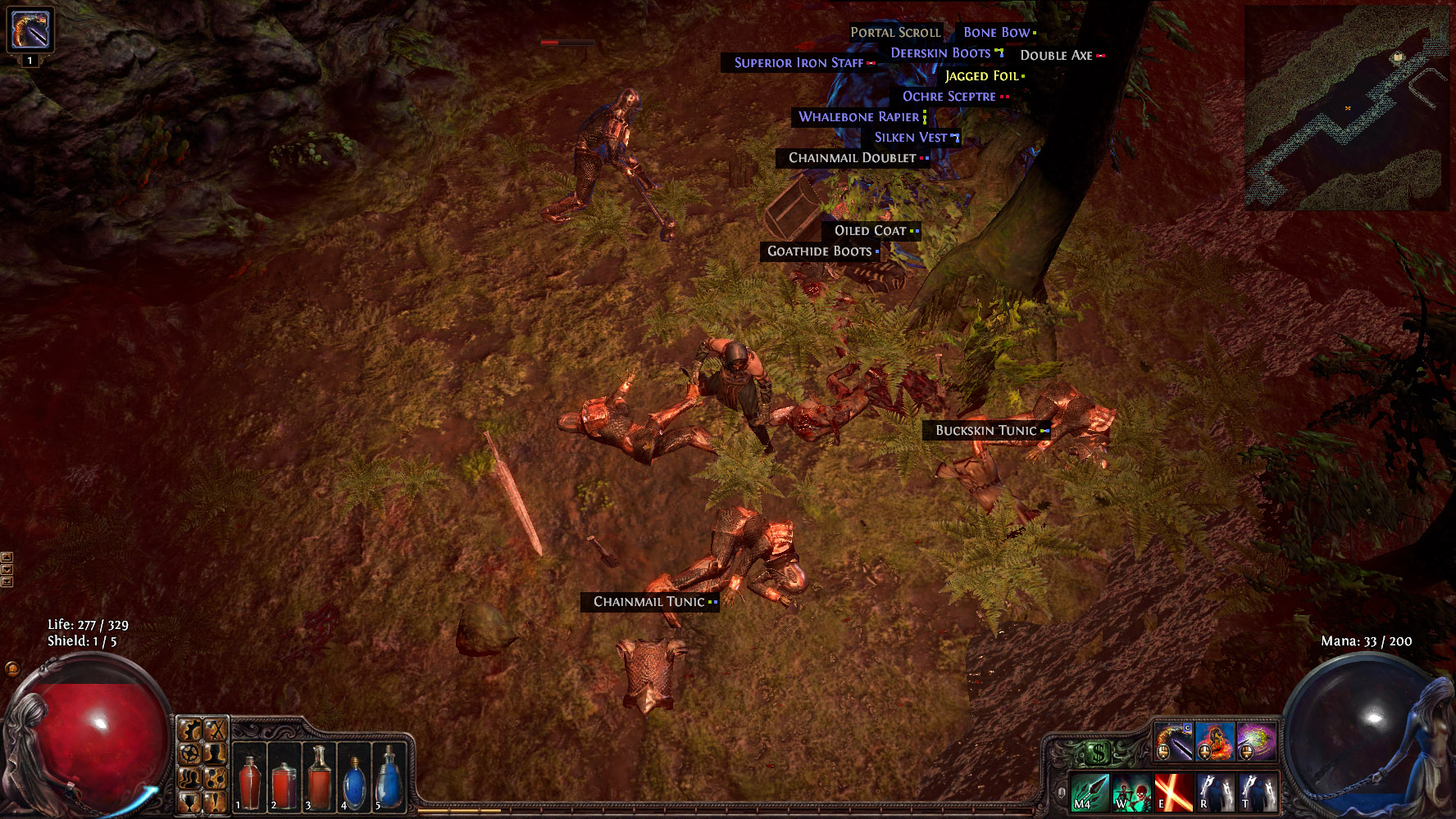 poe how to get hideout