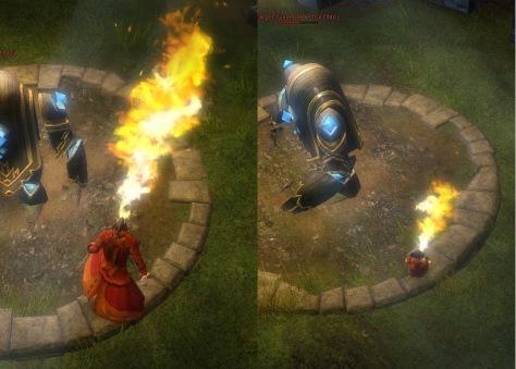 Drake's Breath - dagger 2 on elementalist