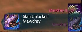mawdrey