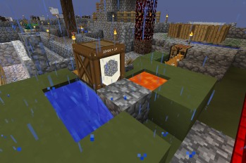 Thaumcraft Void Seed Research