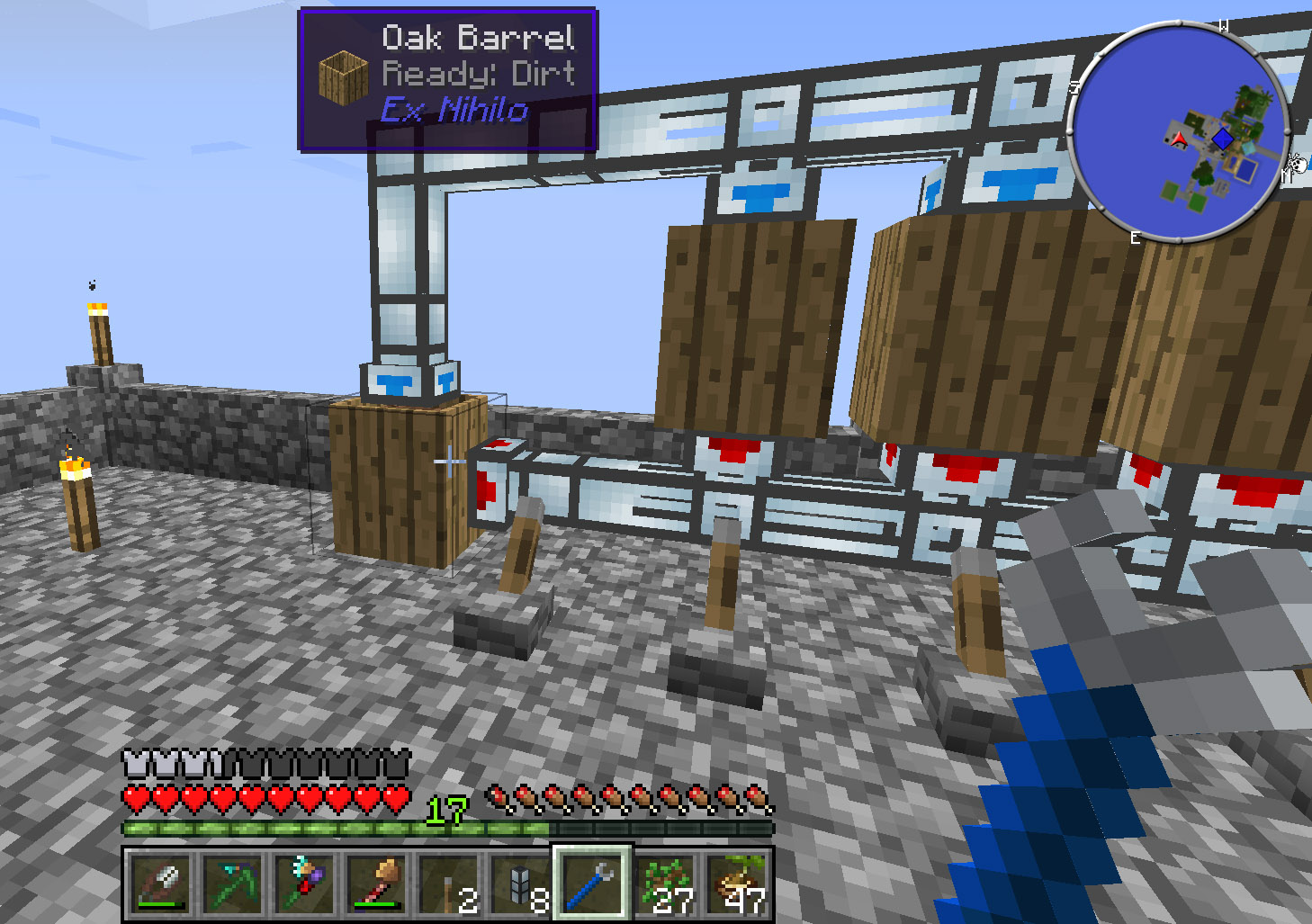 Minecraft: Agrarian Skies – The Fires of Industry – Why I Game