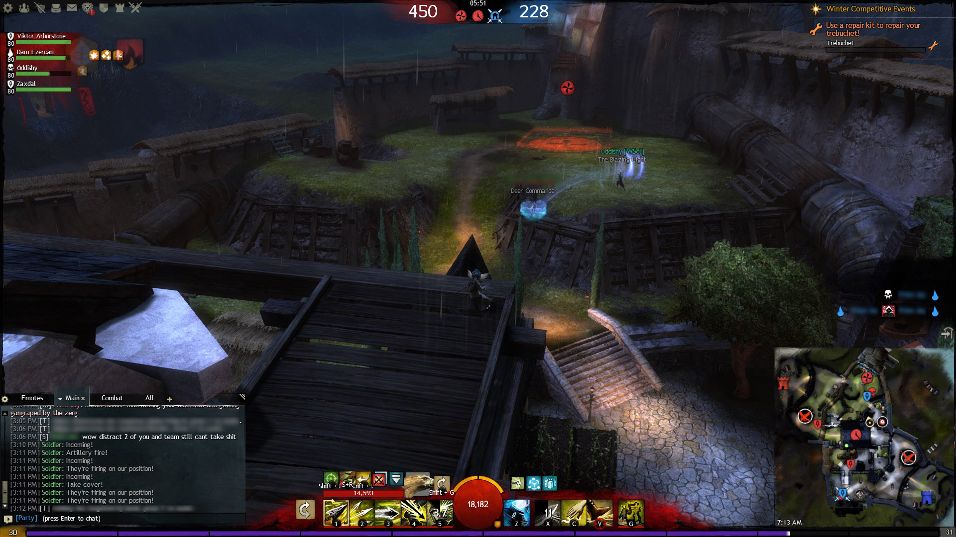 GW2: If At First You Don't Succeed, Try Again… But Also Pause and ...