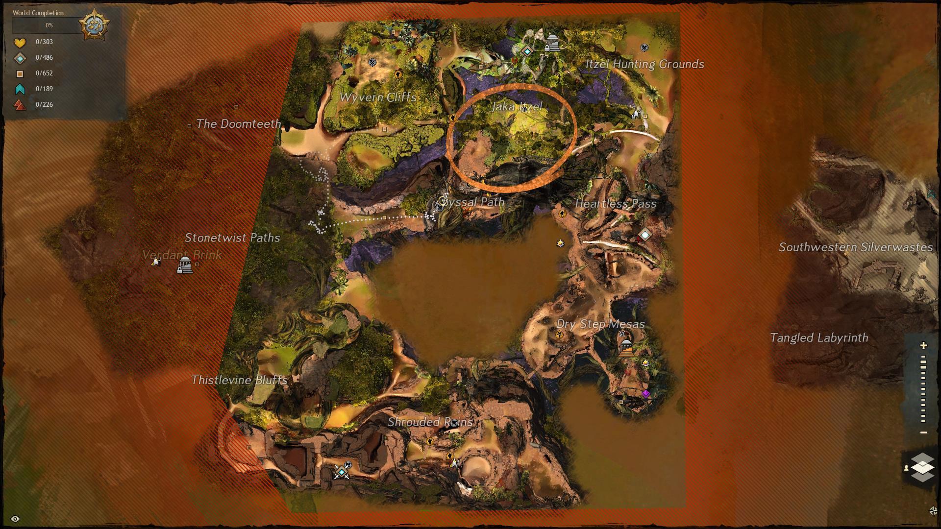 Gw2 Karte.Gw2 Heart Of Thorns Beta Screenshots Why I Game