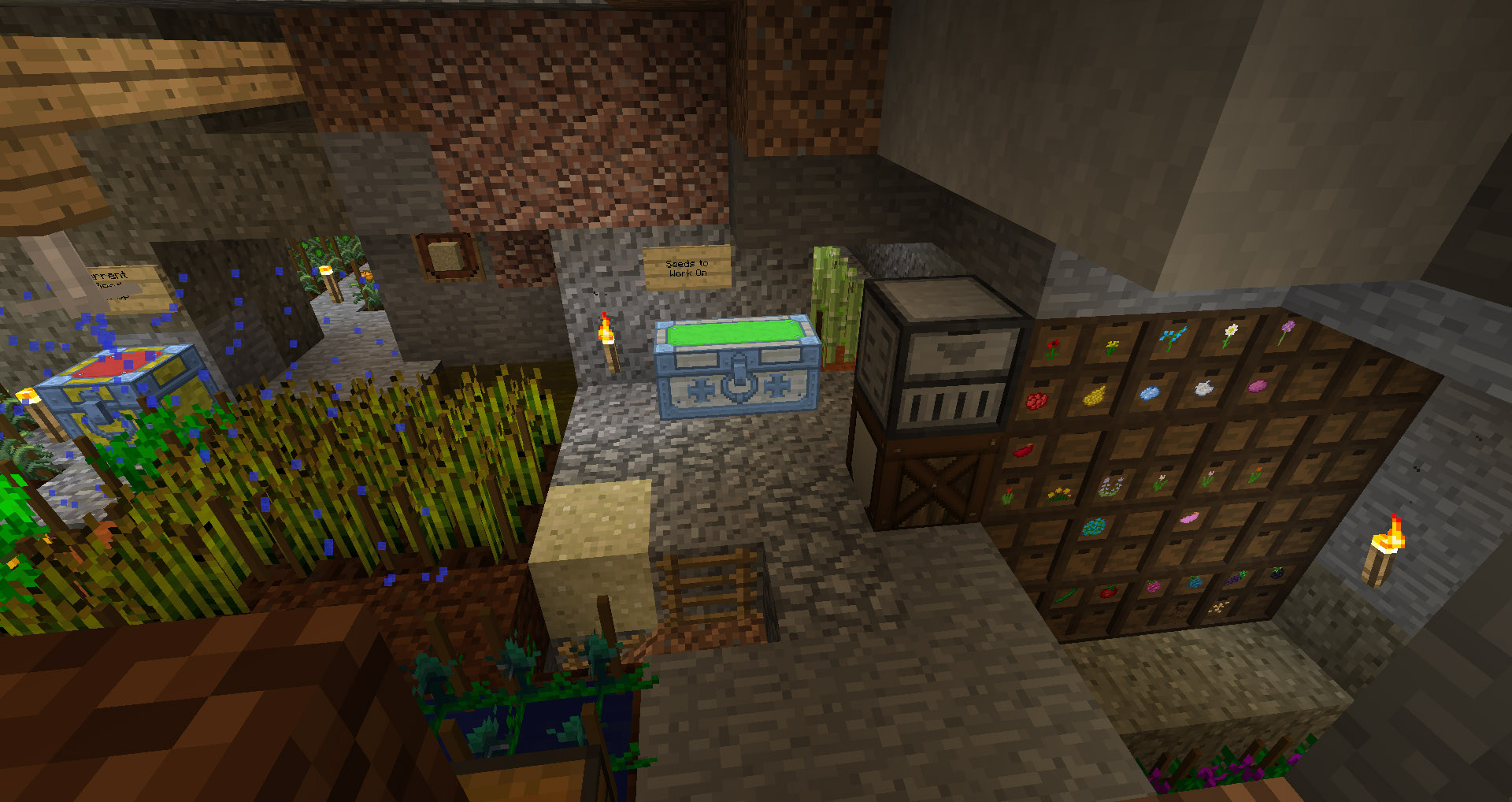 minecraft regrowth expanding why i game