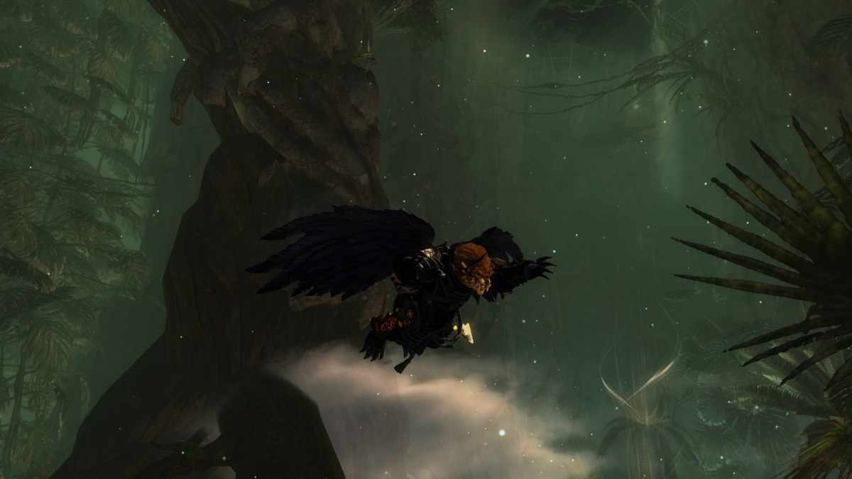 It's a bird! It's a plane! No, it's Darkwing Tigercharr!