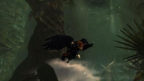 It's a bird! It's a plane! No, it's Darkwing Tigercharr!